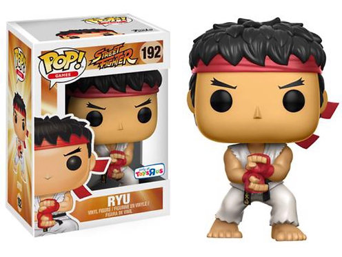 Ryu #192 - Street Fighter Toys R Us Exclusive