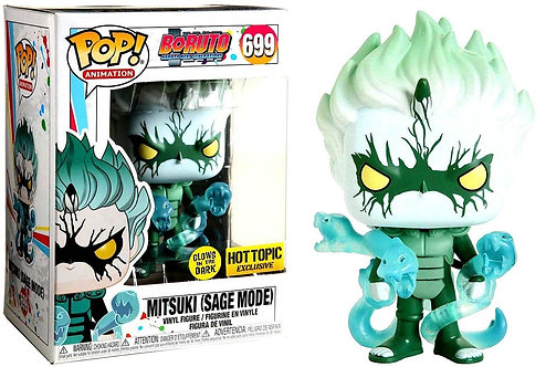 Mitsuki #699 (Sage Mode)  - Boruto Hot Topic Exclusive GITD