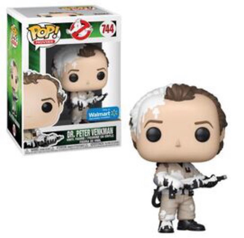 Dr. Peter Venkman #744 - Ghostbusters Walmart Exclusive (Marshmellowed)