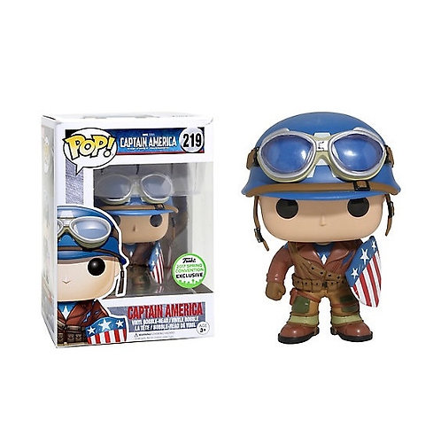 Captain America #219 - 2017 ECCC Exclusive