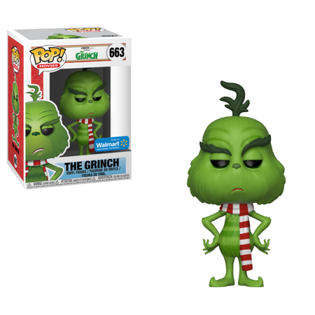 The Grinch #663 - Walmart Exclusive