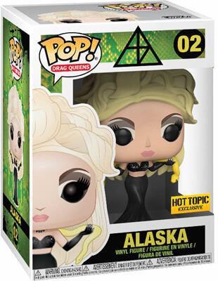 Alaska #02 - Drag Queens Hot Topic Exclusive