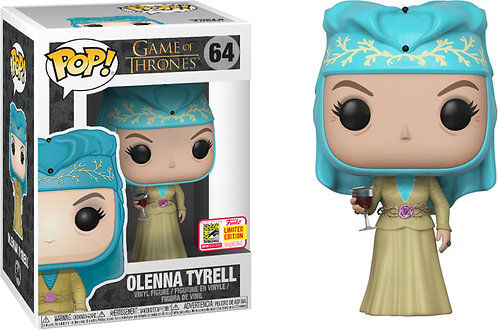 Olenna Tyrell #64 - Game of Thrones SDCC