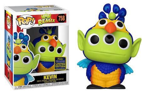 Disney's Alien Remix KEVIN #758 - 2020 SDCC Box Lunch Exclusive