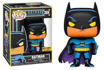 Batman #369 - Hot Topic Exclusive Black Light Series