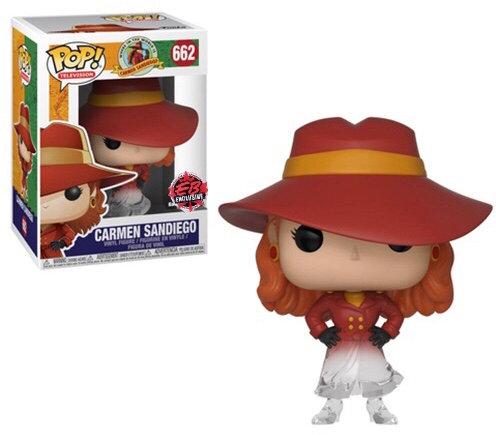 Carmen Sandiego #662 - EB Exclusive