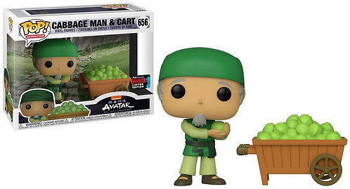 Cabbage Man & Cart #656 - Avatar 2019 NYCC Exclusive