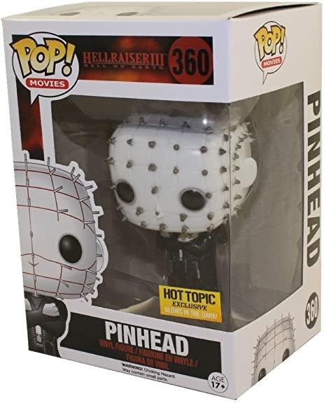 Pinhead #360 - Hell Raiser III Hot Topic Exclusive