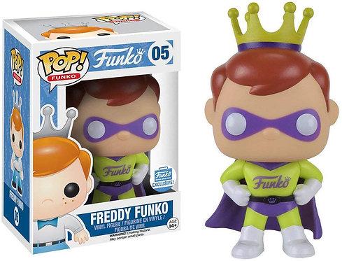 Freddy Funko #05 (Hero) - Funko Shop Exclusive
