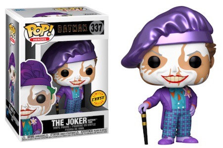 Batman: The Joker #337 1989 Jack Nicholson CHASE