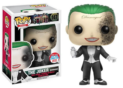 NYCC The Joker (Grenade) #147 Suicide Squad