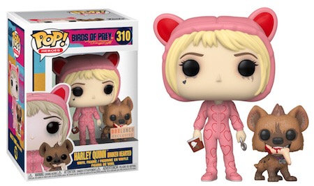 Harley Quinn (Broken Hearted) #310 - Box Lunch Exclusive