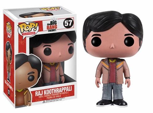 Raj Koothrappali #57 - Big Bang Theory