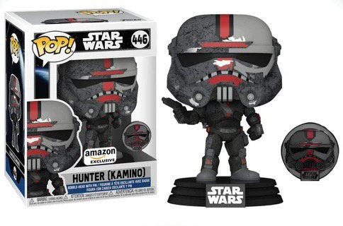Hunter #446 - Star Wars Bad Batch Amazon Exclusive