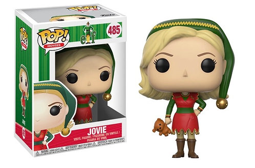 Jovie Elf Funko Pop!