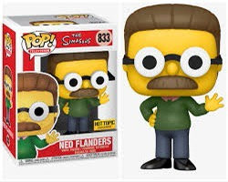 Ned Flanders #833 - The Simpsons Hot Topic Exclusive