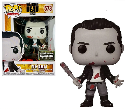 Negan #573 - The Walking Dead AMC Supply Drop Exclusive