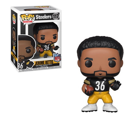 Jerome Bettis #117 - Pittsburgh Steelers