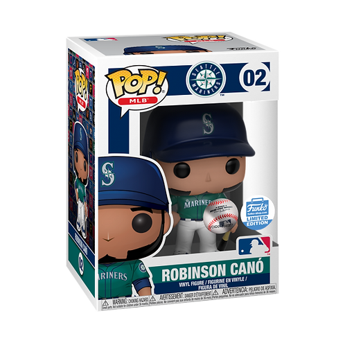 Robinson Cano #02 - MLB Seattle Mariners Funko Shop Exclusive