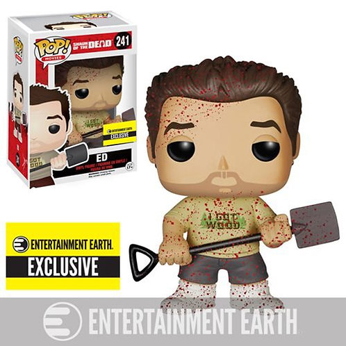 Ed #241 - Shaun of the Dead EE Entertainment Earth Exclusive