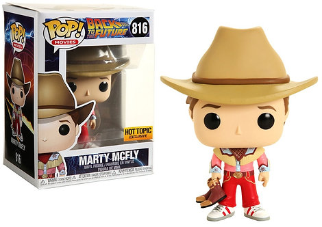 Marty Mcfly #816 - Back to the Future (BTTF) Hot Topic Exclusive