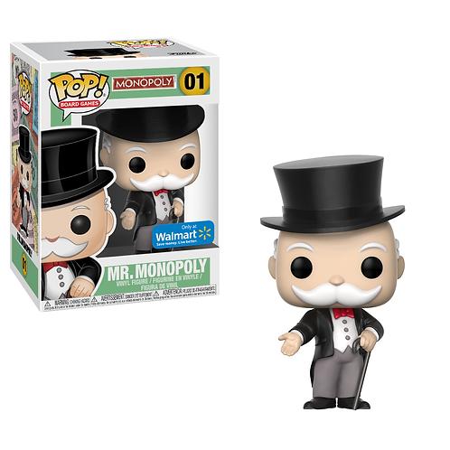 Mr. Monopoly #01 - Walmart Exclusive