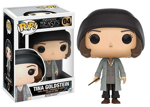 Tina Goldstein #04 Fantastic Beasts Funko Pop!