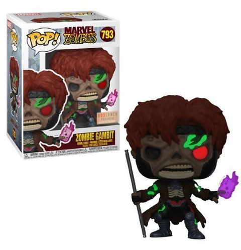 Zombie Gambit #793 - Marvel Zombies Box Lunch Exclusive