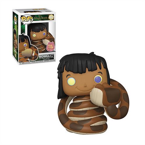 Mowgli w/ Kaa #987 - Jungle Book Very Neko Exclusive