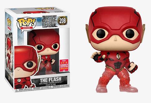 The Flash #208 - Justice League SDCC