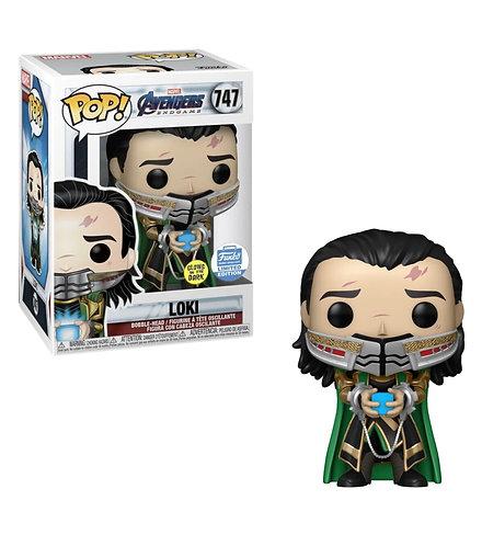 Loki #747 - Avengers GITD Funko Shop Exclusive