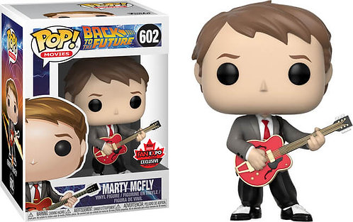 Marty McFly #602 - Back to the Future Fan Expo Canada