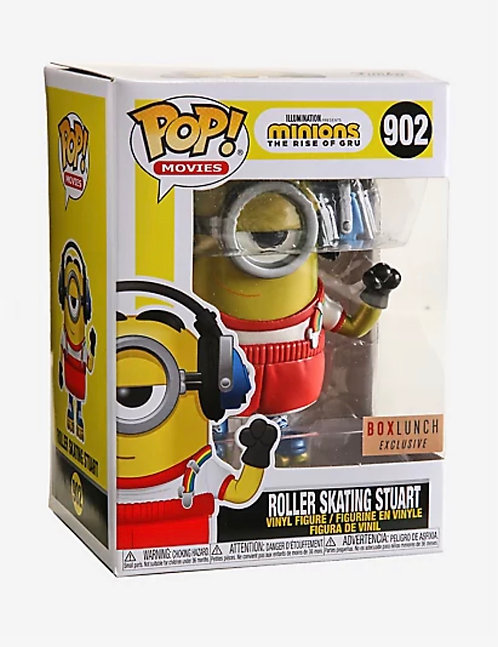 Roller Skating Stuart #902 - Minions Box Lunch Exclusive