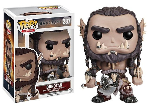 Durotan #287 Warcraft Funko Pop!