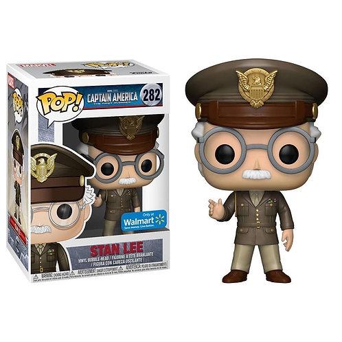 Stan Lee #282 - Marvel Captain America Walmart Exclusive