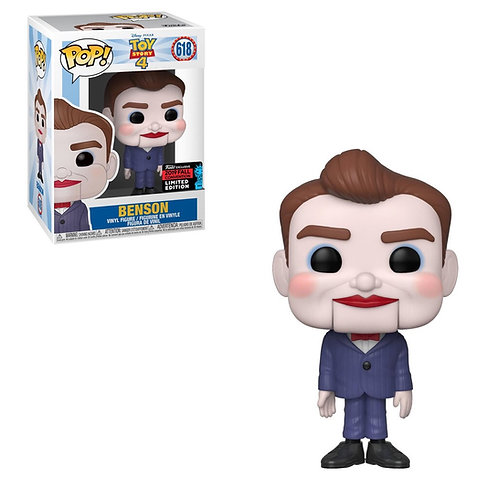 Benson #618 - Toy Story 4 2019 Fall Convention Exclusive