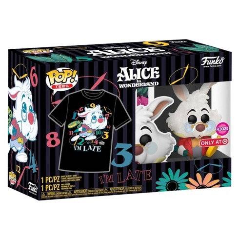 Alice in Wonderland T-shirt & Pop Bundle - Target Exclusive