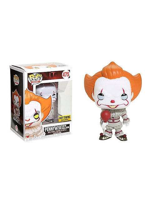 Pennywise w/ balloon - IT Hot Topic Exclusive