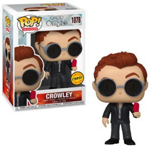 Crowley #1078 - Good Omens CHASE