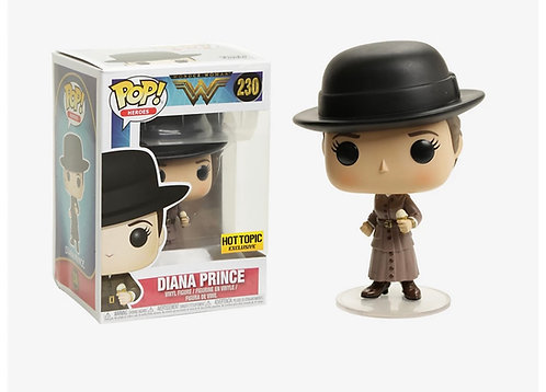 Diana Prince #230 - Wonder Woman Hot Topic Exclusive