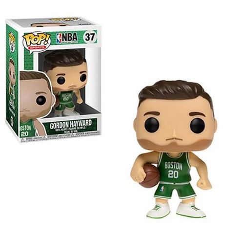 Gordon Hayward #37 - NBA Boston Celtics