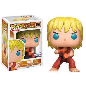 Ken #193 - Street Fighter Toys R Us Exclusive