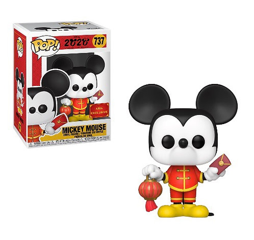 Mickey Mouse #737 - 2020 Asia Exclusive