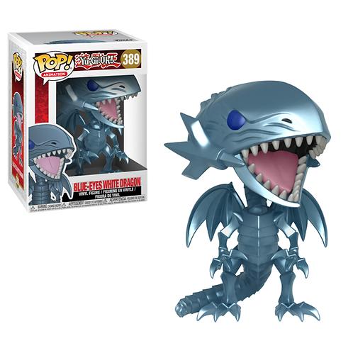 Blue-Eyes White Dragon #389 - Yu-Gi-Oh