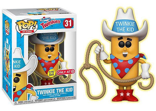 Twinkie the Kid #31 - Target Exclusive (GITD)