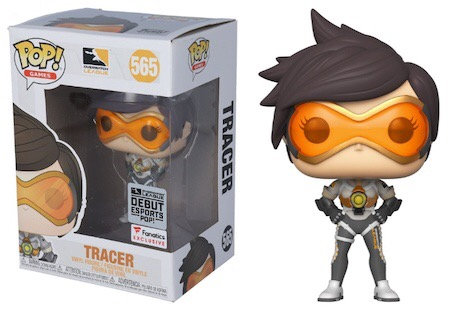 Tracer #565 - Overwatch ESports Debut Fanatics Exclusive
