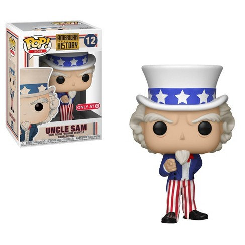 Uncle Sam #12 - Target Exclusive