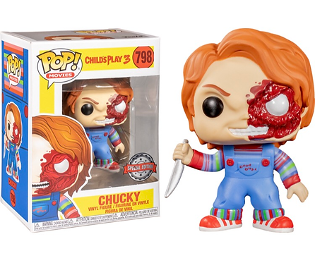 Chucky #798 - Child's Play 3 Special Edition Sticker