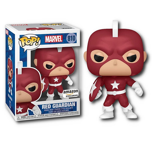 """Red Guardian #810 - Marvel Amazon Exclusive """"Year of the shield"""""""