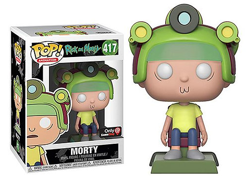 Morty #417 - Rick and Morty Game Stop Exclusive